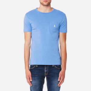 Polo Ralph Lauren Men's Custom Fit T-Shirt - Nantucket Blue