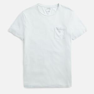Polo Ralph Lauren Men's Custom Fit T-Shirt - Coastal Blue
