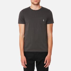 Polo Ralph Lauren Men's Custom Fit T-Shirt - Black