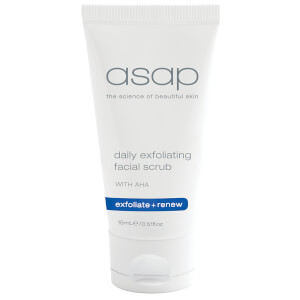 asap Daily Exfoliating Facial Scrub 15ml - PROMO