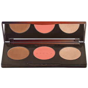 Becca Sunchaser Palette Bronze Blush and Highlight 12.1g