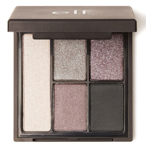 e.l.f. Cosmetics Clay Eyeshadow Palette - Smoked to Perfection 7.5g