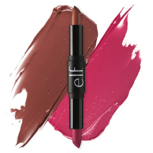 e.l.f. Cosmetics Day to Night Lipstick Duo - I love Pinks 2 x 1.5g