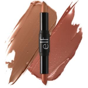 e.l.f. Cosmetics Day to Night Lipstick Duo - Need it Nudes 2 x 1.5g