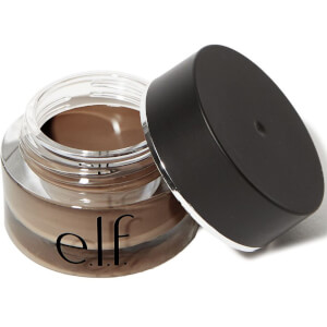 e.l.f. Cosmetics Lock on Liner and Brow Cream - Medium Brown 5.5g