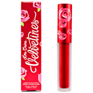 Lime Crime Metallic Velvetines Lipstick - Red Hot