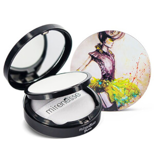 mirenesse Shona Art Invisible HD Blotting Ping Pong Smooth Powder 8.5g