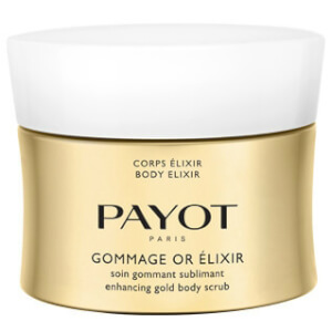 Payot Gommage or Elixir Enhancing Gold Body Scrub 200ml