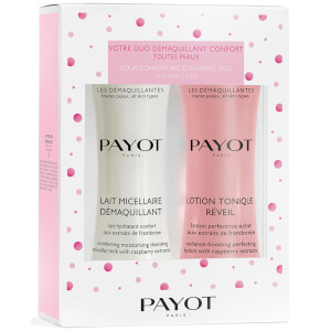 Payot Lait Micellaire Demaquillant and Lotion Tonique Reveil Duo 2 x 400ml