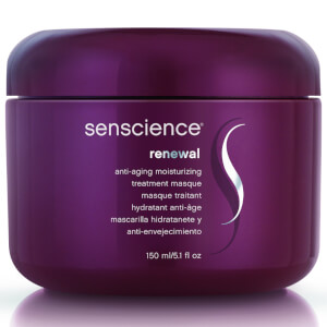 Senscience renewal anti-aging moisturizing treatment masque 150ml