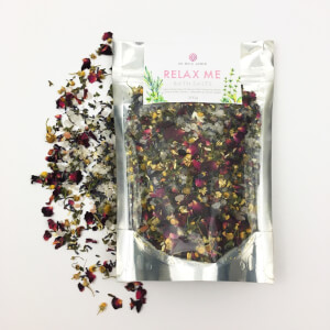 The Physic Garden Relax Me Bath Salts 300g