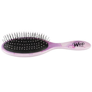 Wet Brush Pro Detangle Brush - Pink Watercolour