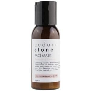 Cedar + Stone Face Mask Bentonite & Turmeric 30g