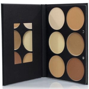 OFRA Contouring & Highlighting Cream Foundation Palette 6 x 10g
