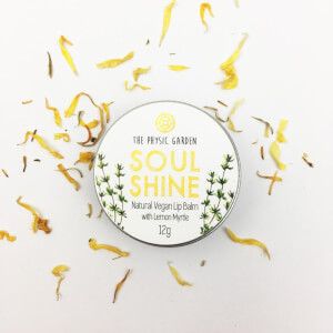 The Physic Garden Soul Shine Lip Balm 12g - PROMO