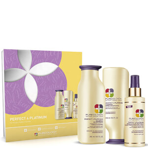 Pureology Perfect 4 Platinum Christmas Gift Set (Worth £60.50)