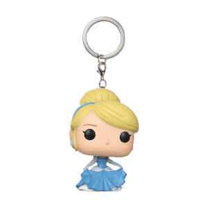 Disney Princess Cinderella Pop! Keychain