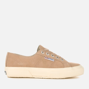 Superga Women's 2750 Sueu Trainers - Nude