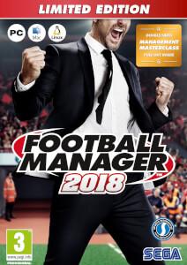 Football Manager 2018 Édition Limitée