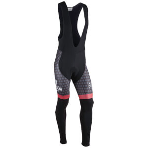 Bianchi Caramolo Bib Tights - Black/Red
