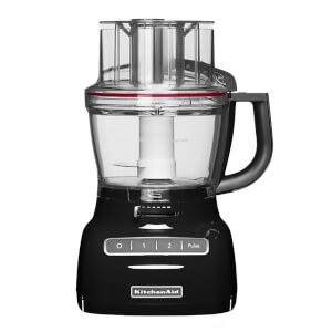 KitchenAid 5KFP1335BOB 3.1L Food Processor - Onyx Black