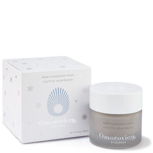 Omorovicza Deep Cleansing Mask 50ml Christmas Special Edition lookfantastic Exclusive