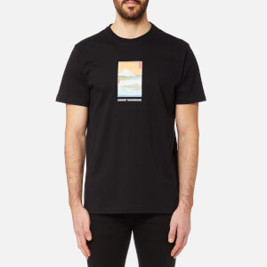 Maharishi Men's Fuji T-Shirt - Black