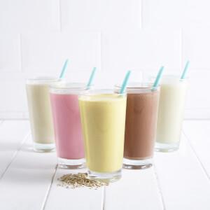 Zuckerreduzierte Shakes (5er Box)