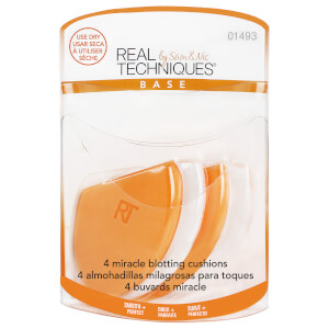 Real Techniques Miracle Blotting Cushions