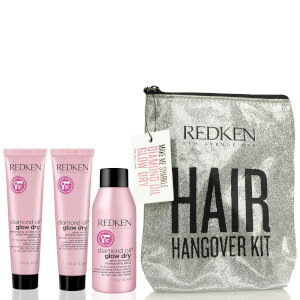 Redken Diamond Oil Glow Dry Christmas Hangover Gift Set