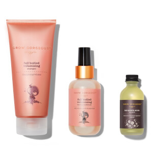 Grow Gorgeous Ultimate Volume and Thickness Trio (Worth £76)