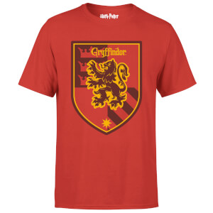 Harry Potter Gryffindor Red T-Shirt