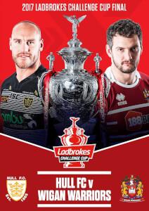2017 Ladbrokes Challenge Cup Final - Hull FC v Wigan Warriors