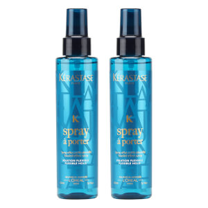 Kérastase Styling Spray à Porter (150ml) Duo