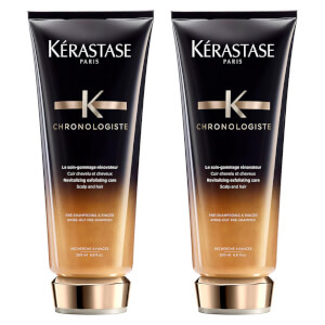 Kérastase Chronologiste Revitalizing Exfoliating Care 200 ml Duo