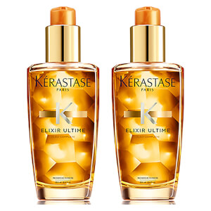 Kérastase Elixir Ultime Hair Oil 100ml Duo