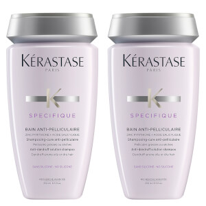 Shampoo Anticaspa Specifique Bain Anti-Pelliculaire da Kérastase 250 ml Duo