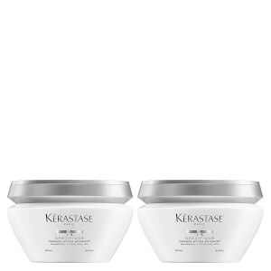 Condicionador Specifique Masque Hydra-Apaisant da Kérastase 200 ml Duo