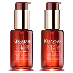 Kérastase Aura Botanica Concentré Essentiel Hair Oil 50ml Duo