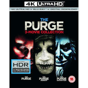 The Purge Trilogy - 4K Ultra HD