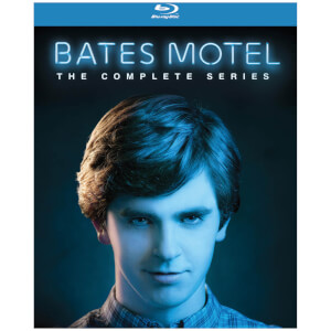 Bates Motel - Season 1-5 Set