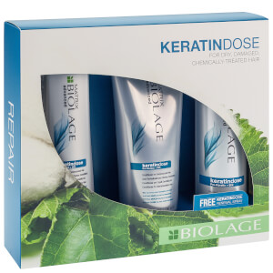 Matrix Biolage Keratindose Christmas Gift Set (Worth £36.20)