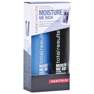Matrix Total Results Moisture Me Rich Gift Set (Worth £14.68)