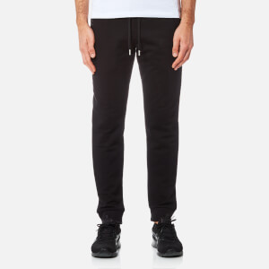 Versace Jeans Men's Cuffed Sweatpants - Nero
