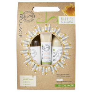 Matrix Biolage R.A.W. Nourish Gift Set (Worth $59)
