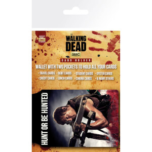 The Walking Dead Daryl Card Holder