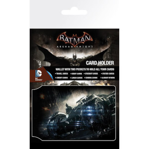 Batman: Arkham Knight Batmobile Card Holder