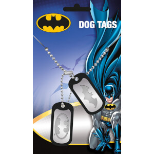DC Comics Batman Dog Tag Pendant