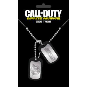 Call of Duty: Infinite Warefare Logo Dog Tag Pendant