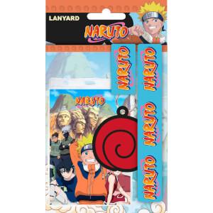 Naruto Logo Lanyard